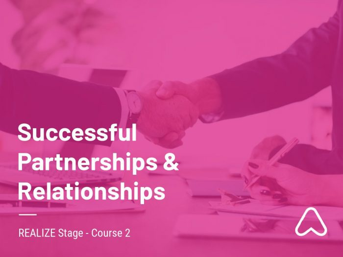2. Partnerships & Relationships